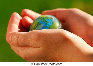 mains, globe