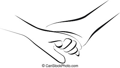 mains, tenue