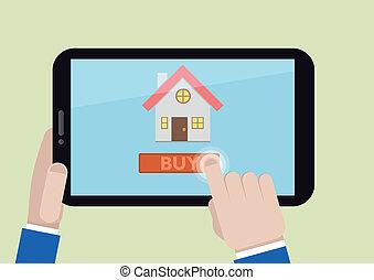 maison, achat
