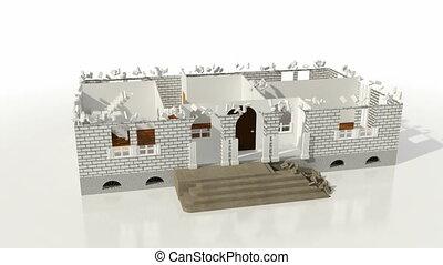 maison, construire