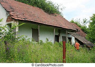 maison, croatie