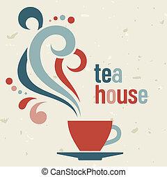 maison thé