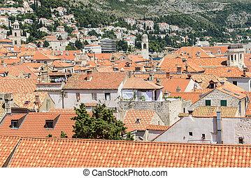 maisons, croatie, dubrovnik