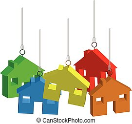 maisons, maisons, vente