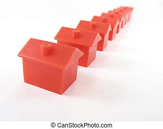 maisons, monopole