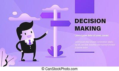 making., décision