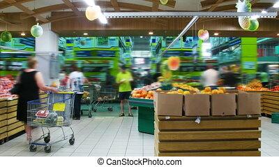 marché nourriture