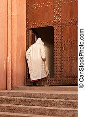 marocain, homme