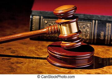 marteau, juge, tribunal
