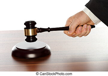marteau, symbolique, décision, droit & loi