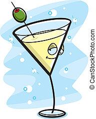 martini, ivre