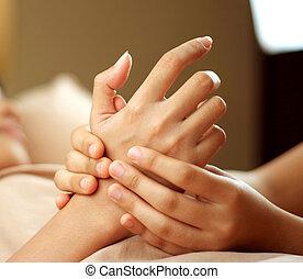 masage, main