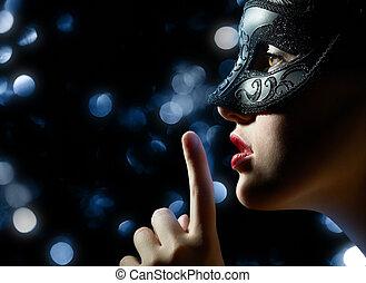 masque mascarade