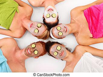 masques faciaux