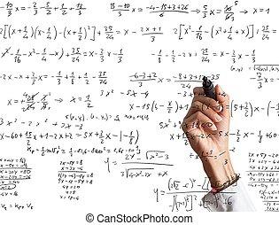 mathématique, calcul