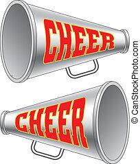 megaphone-cheer