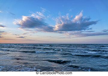 mer, adriatique