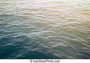 mer, surface