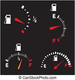 mesure gaz