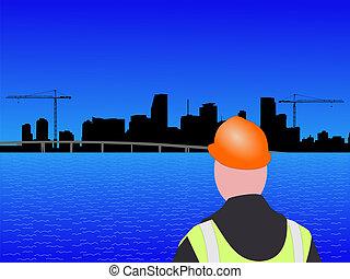 miami, site construction