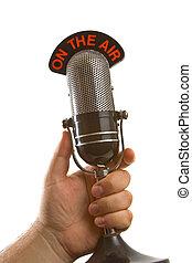 microphone, main
