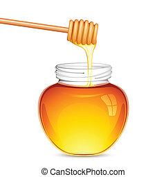 miel, frais