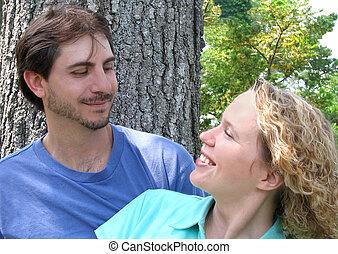 mignon, couple