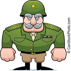 militaire, général