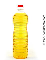 mis bouteille, huile