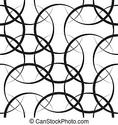 modèle, géométrique, seamless
