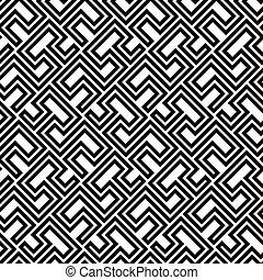 modèle, géométrique, seamless, raies
