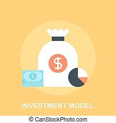modèle, investissement