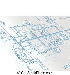 modèles, architectural, échantillon