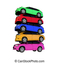 modèles, voiture