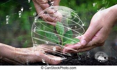 modernisation, soutenable, ambiant, développement, avenir, esg, conservation