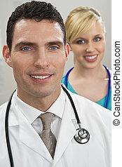 monde médical, collègues