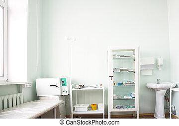 monde médical, salle