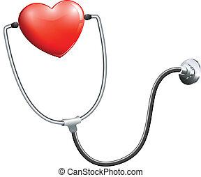 monde médical, stéthoscope