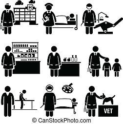 monde médical, travaux, hôpital, healthcare