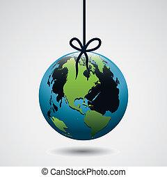 mondiale, conception