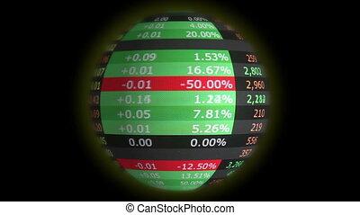 mondiale, effondré, marché, stockage
