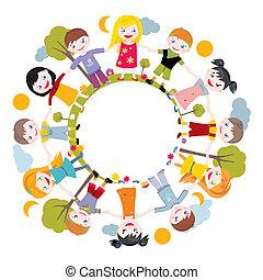 mondiale, enfance