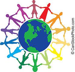 mondiale, gens