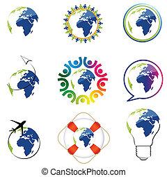 mondiale, icônes