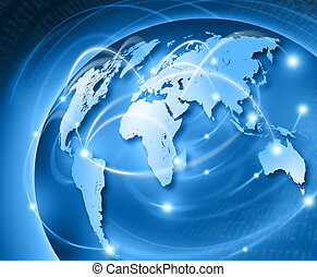 mondiale, relier