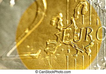 monnaie, 2, euro
