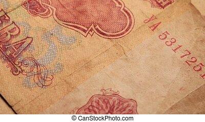 monnaie, notes, étranger