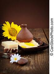 monture, wellness, spa