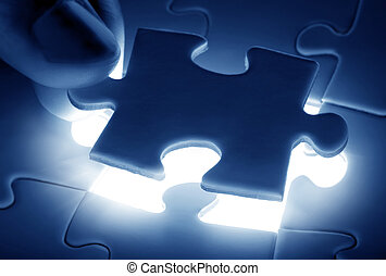 morceau, puzzle