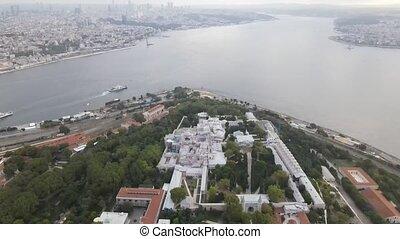 mosquée, sophia, istanbul, hagia